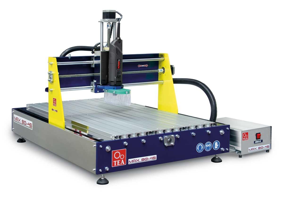 PANTOGRAFO CNC TEA 3 ASSI