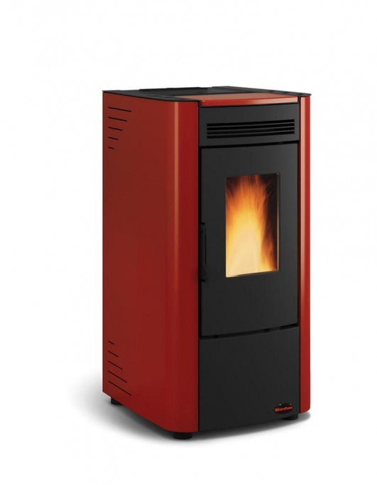 STUFA A PELLET 7,3KW KETTY NORDICA