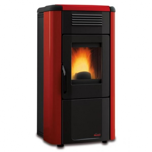 STUFA A PELLET 11KW VIVIANA PLUS NORDICA
