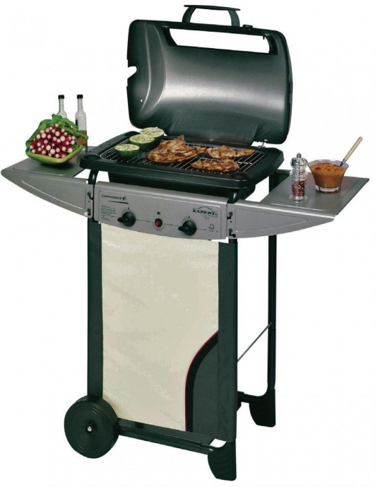 BARBECUE A GAS EXPERT 2 PLUS 7KW GRIGLIA 50X30 -CAMPINGAZ-