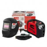 SALDATRICE INVERTER FORCE 125 IN KIT CON MASCHERA