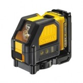LASER A LINEE INCROCIATE BATTERIA 10.8V LITIO RED -DEWALT-
