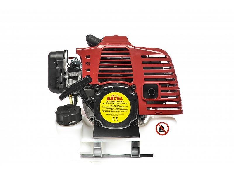 DECESPUGLIATORE 32,6 cc 1,22 hp DP33 -EXCEL-